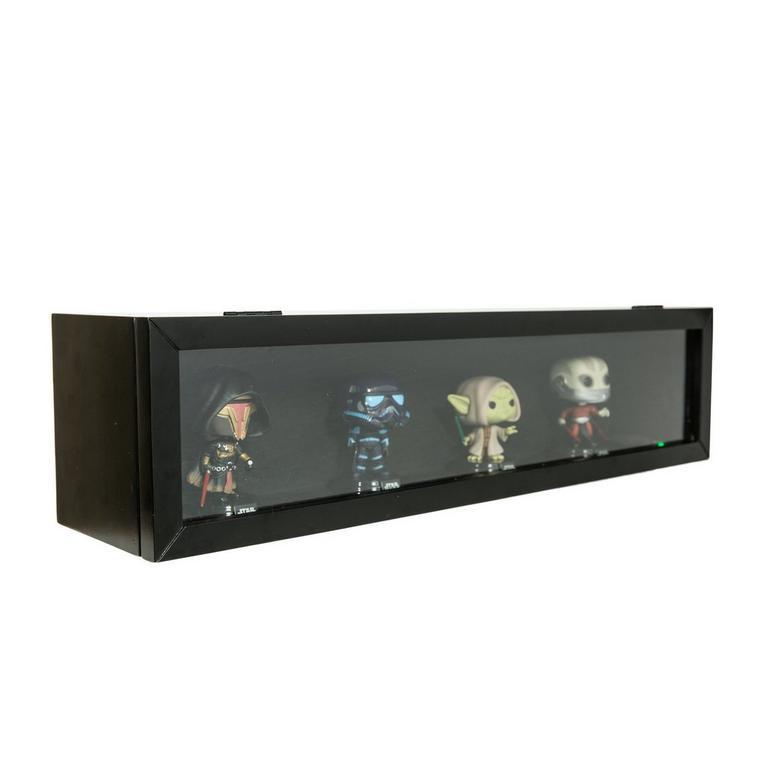 Vinyl Figure LED Display Case