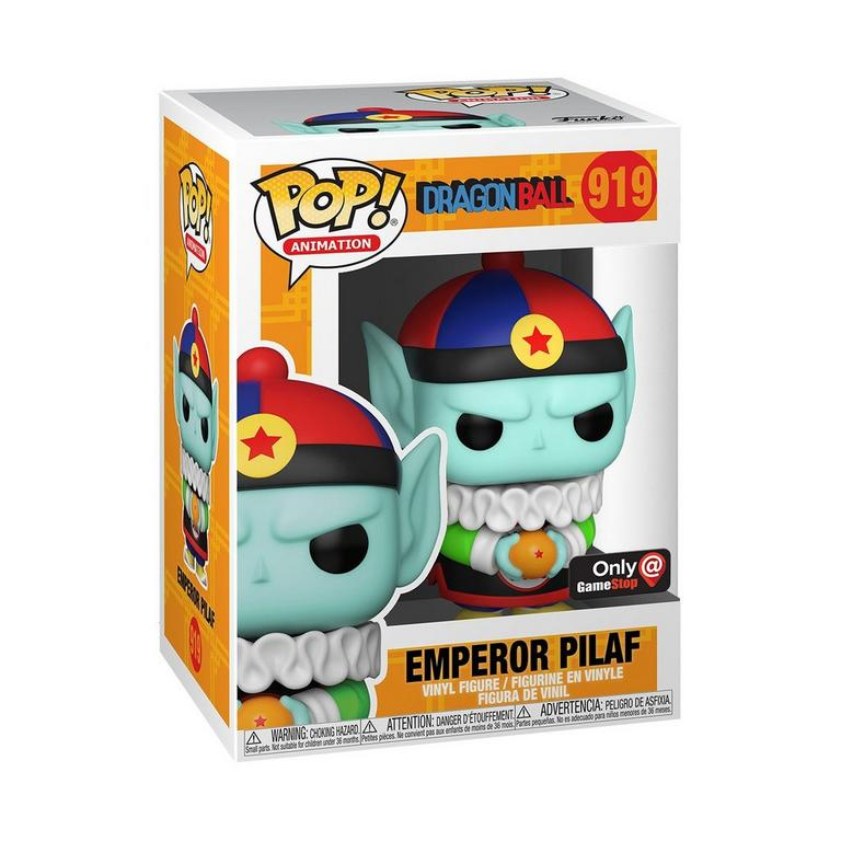 POP! Animation: Dragon Ball Z Emperor Pilaf Only at GameStop
