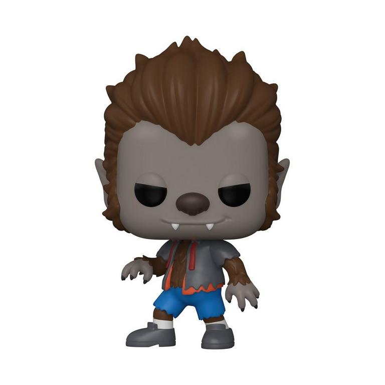 POP! Animation: The Simpsons Treehouse of Horror Werewolf Bart Fall Convention 2020 Only at GameStop