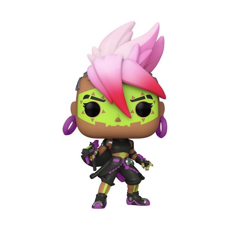 POP! Games: Overwatch Sombra Los Muertos Glow in the Dark Only at GameStop