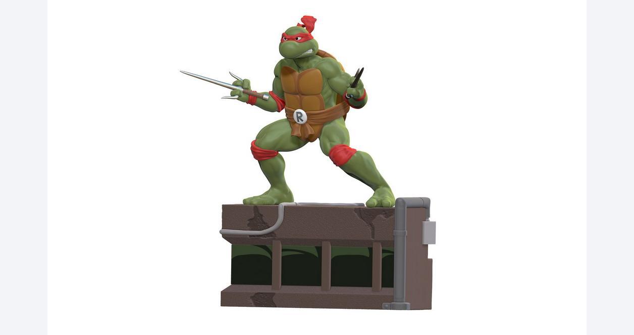 Teenage Mutant Ninja Turtles Raphael Collectible Statue