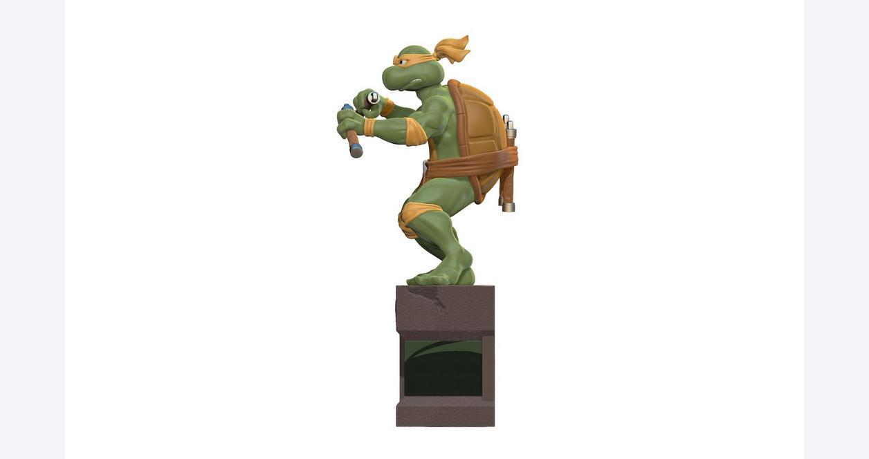 Teenage Mutant Ninja Turtles Michelangelo Collectible Statue