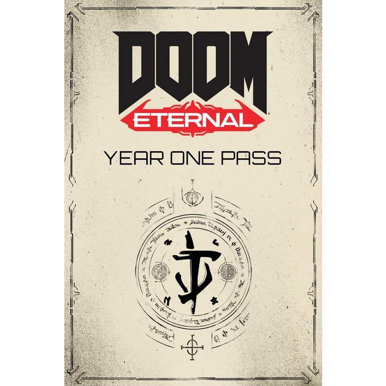 DOOM Eternal Year 1 Pass
