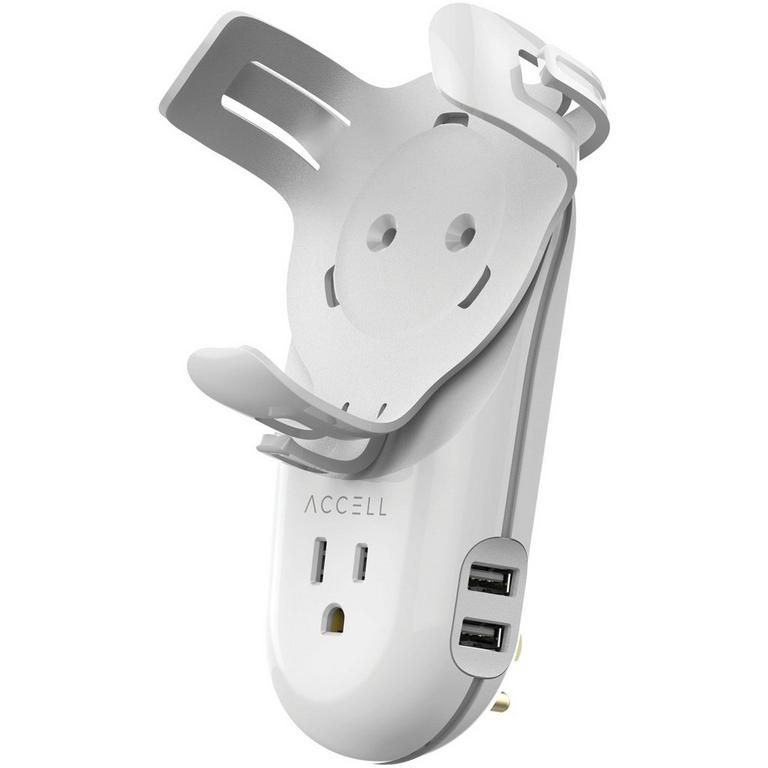 Power Wall White Charger for Echo Dot Gen 3