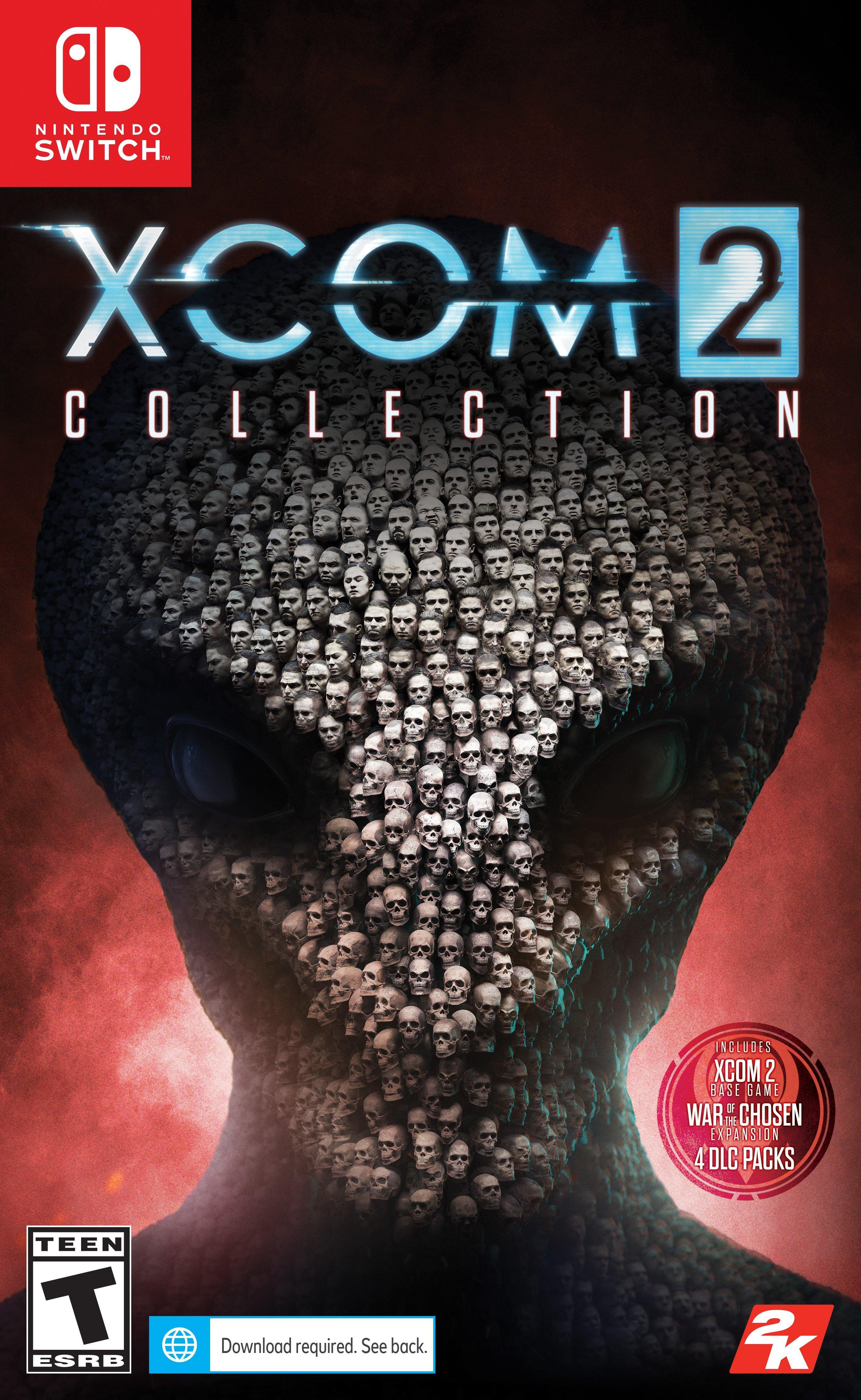 Xcom 2 Collection Nintendo Switch Gamestop