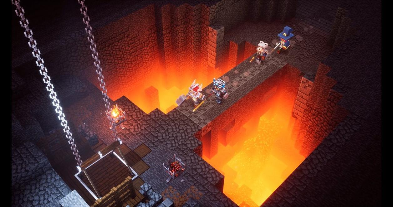 Minecraft Dungeons Hero Edition?$screen$&bg=rgb(0,0,0)