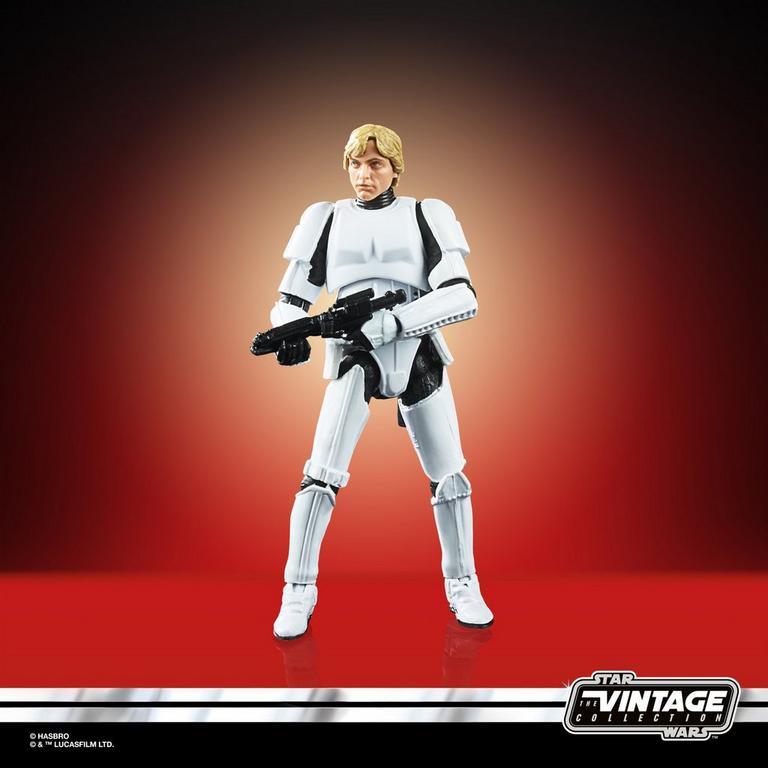 Star Wars Episode IV: A New Hope Luke Skywalker Trooper The Vintage Collection Action Figure