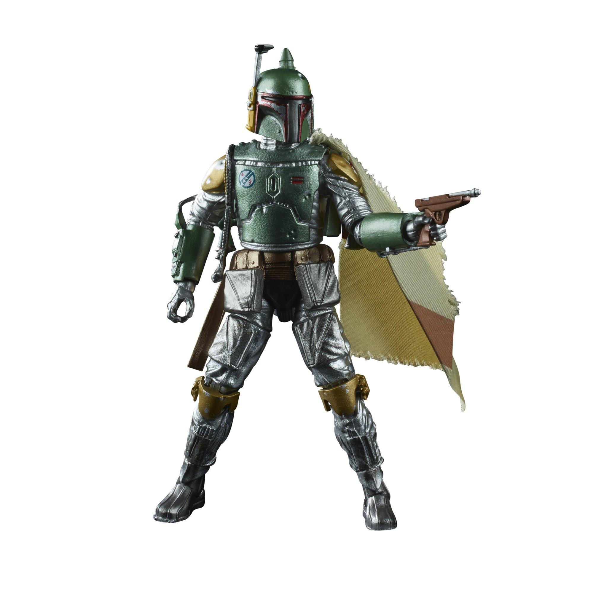 "Star Wars 6/"" Black Series Action Figure Gift Darth Vader Boba Fett Stormtrooper"