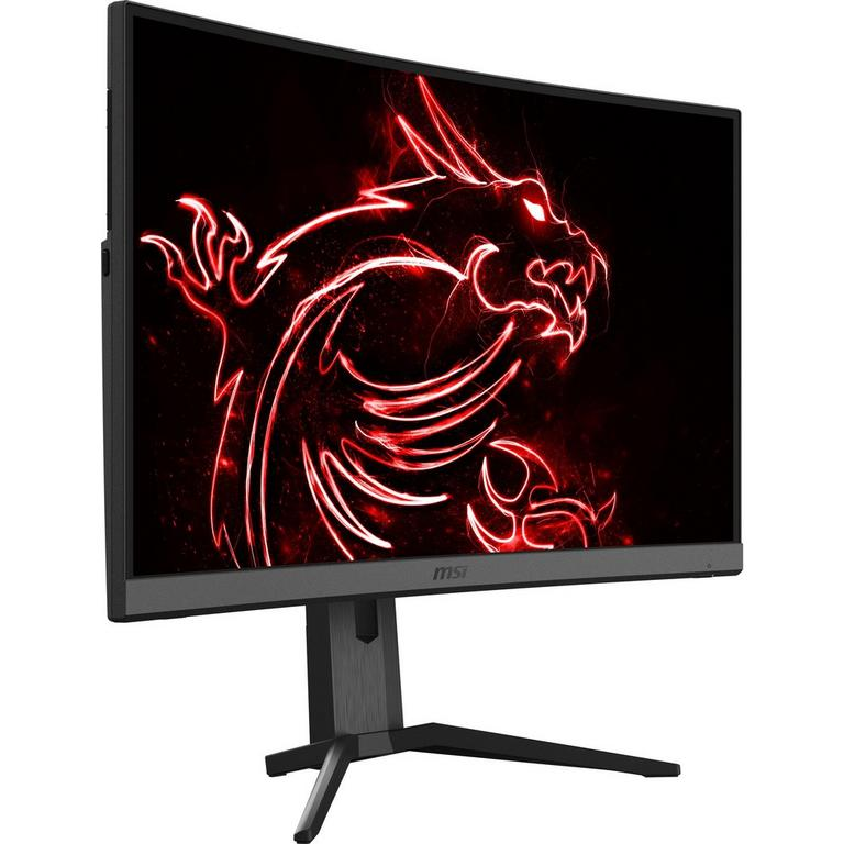 Optix MAG272CQR WQHD Curved Screen Gaming Monitor 27 in