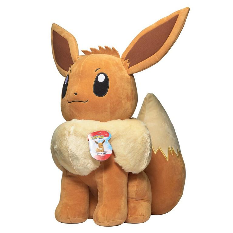 Pokemon Eevee Plush 24 in
