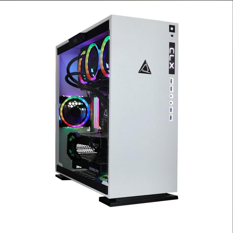 CLX SET RTH0218M 2x RTX 2080 Ti 11GB Threadripper 3970X 3.70GHz 6TB HDD 512GB M.2 SSD Gaming Desktop