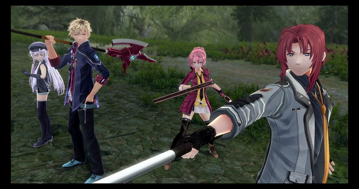 The Legend of Heroes: Trails of Cold Steel IV FRONTLINE EDITION
