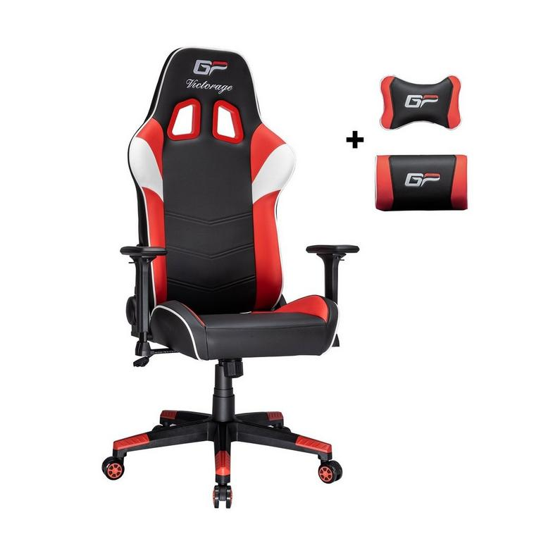 GP01-91-USA Red Racing Seat Design Gaming Chair