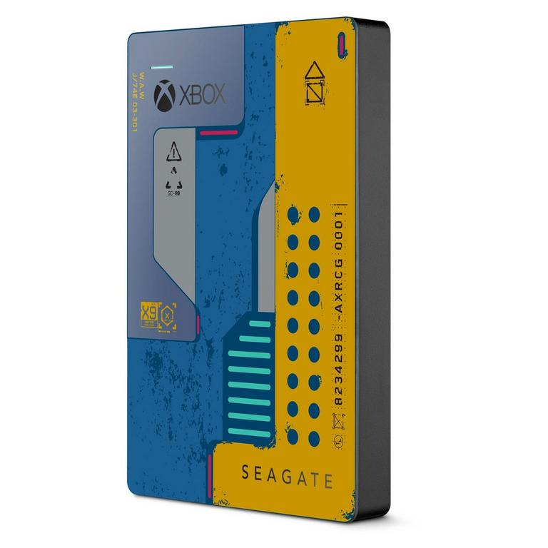 Cyberpunk 2077 Special Edition Game Drive 2TB for Xbox One