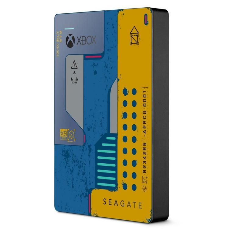 Cyberpunk 2077 Special Edition Game Drive 5TB for Xbox One