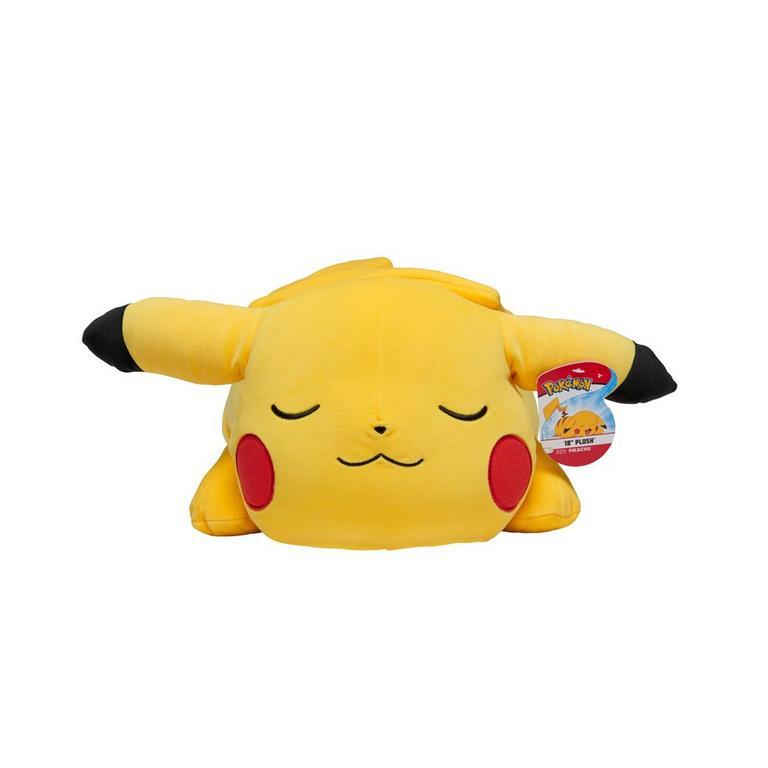 Pokemon Sleeping Pikachu 18 inch Plush