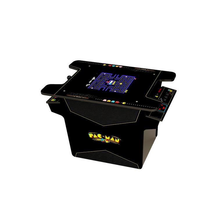 PAC-MAN Black Series Limited Edition Head 2 Head Arcade Table