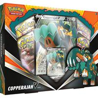 Deals on Pokemon Trading Card Game: Copperajah V Box
