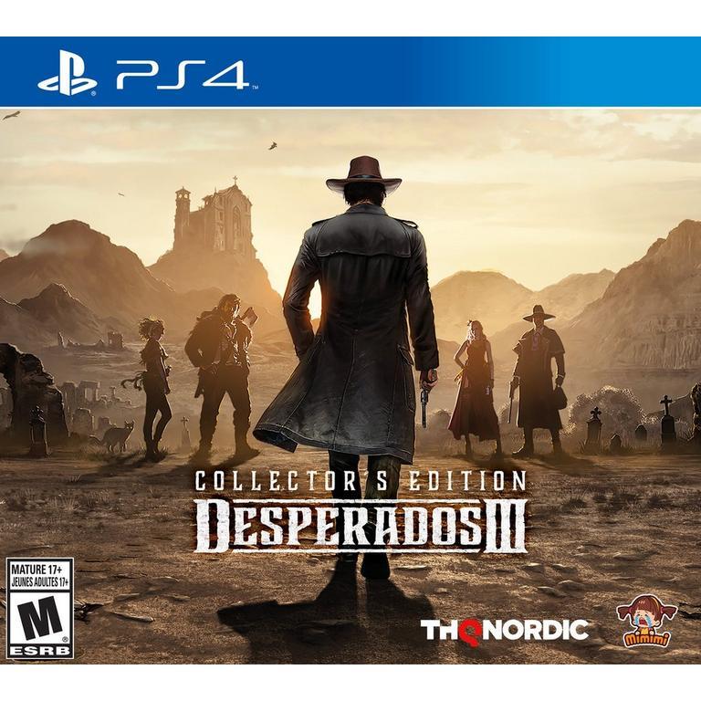 Desperados III Collector's Edition