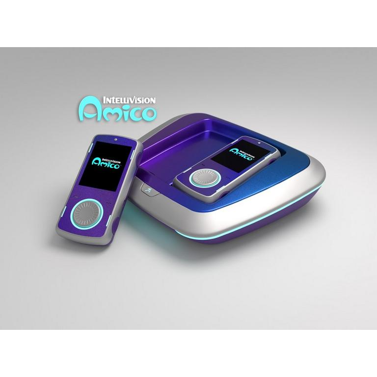 Intellivision Amico Galaxy Purple Limited Edition Only at GameStop