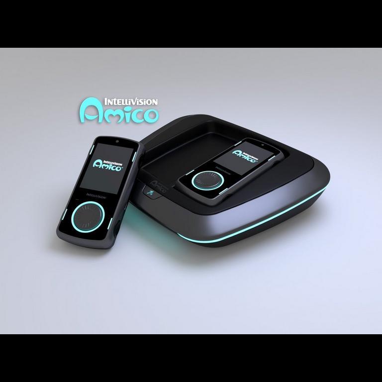 Intellivision Amico Graphite Black