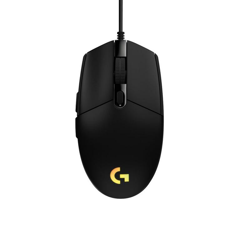 G203 LIGHTSYNC Black Wired Gaming Mouse