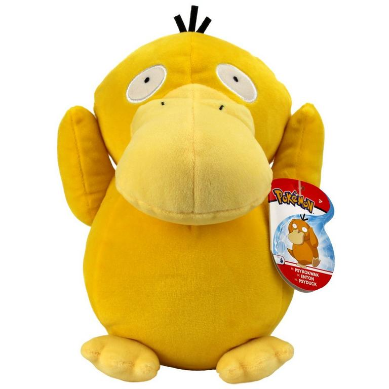 Pokemon Psyduck Plush 8 in