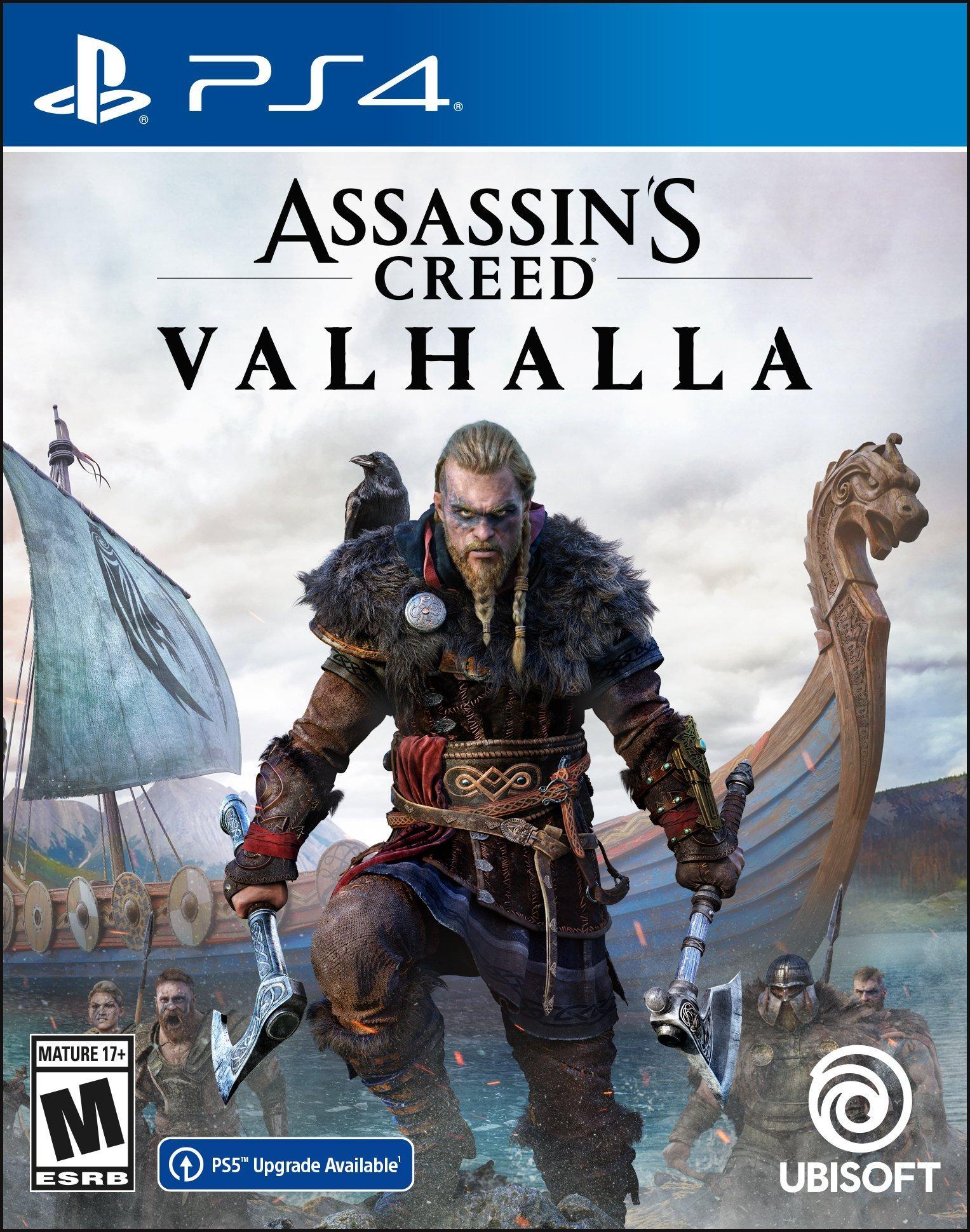 Assassin S Creed Valhalla Playstation 4 Gamestop