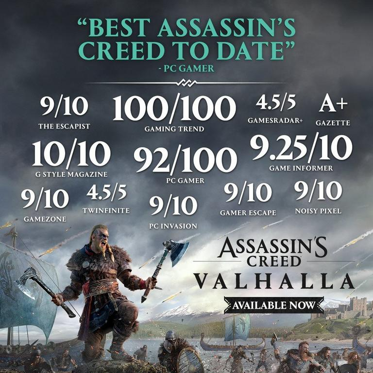 Assassin S Creed Valhalla Ultimate Steelbook Edition Only At