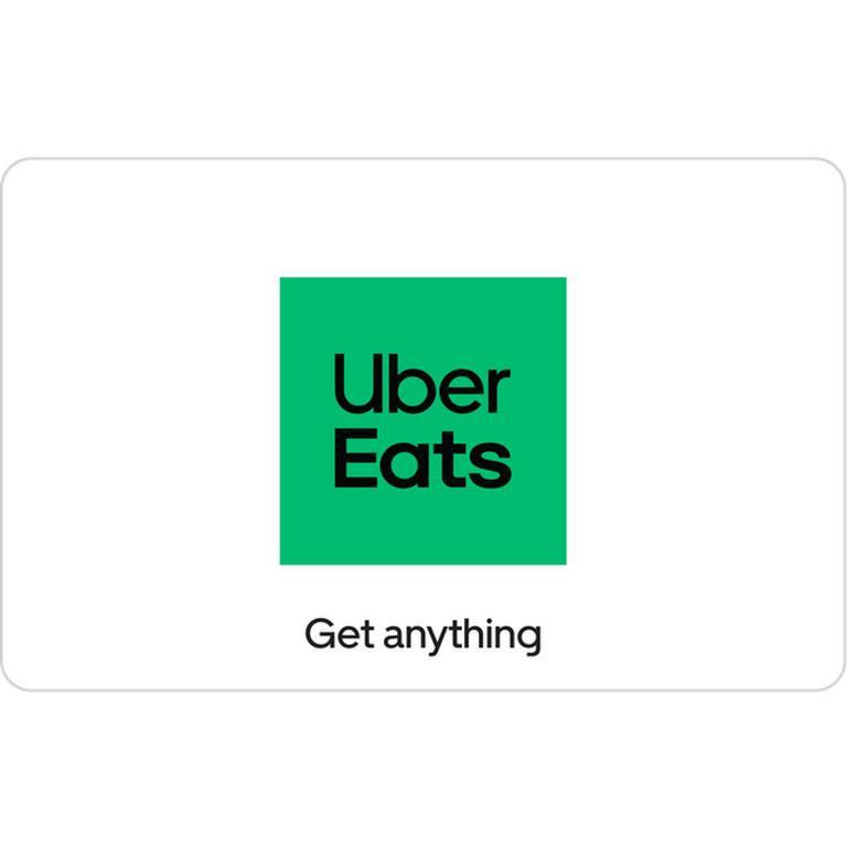 Uber Eats $50