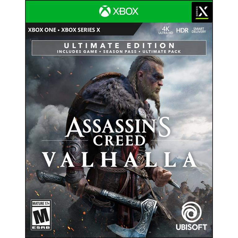 Assassin's Creed Valhalla Digital Ultimate Edition