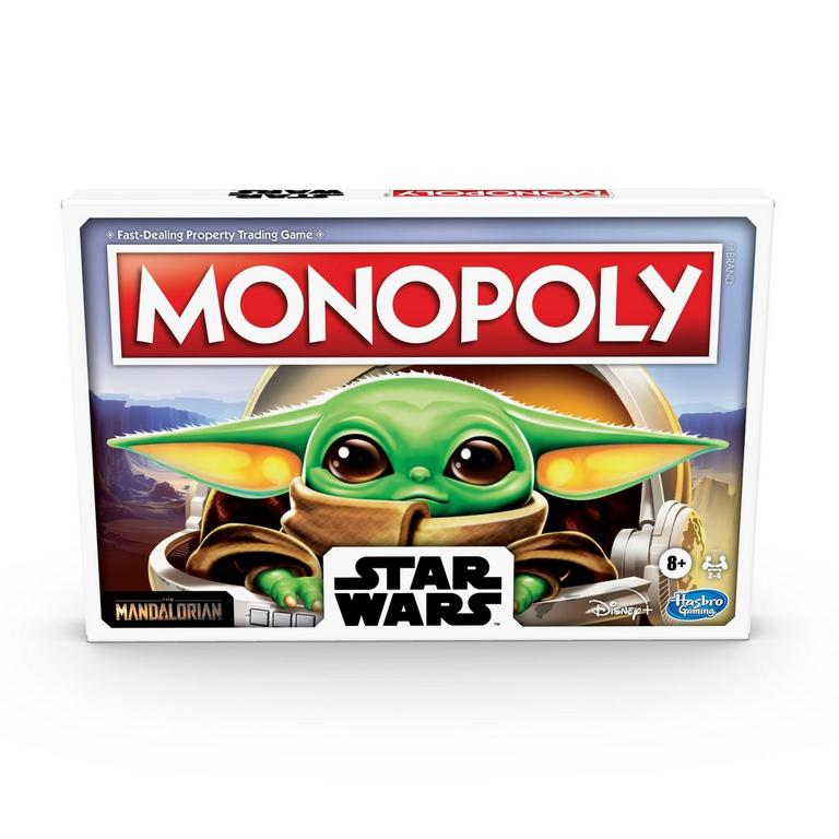 Monopoly: Star Wars: The Mandalorian The Child