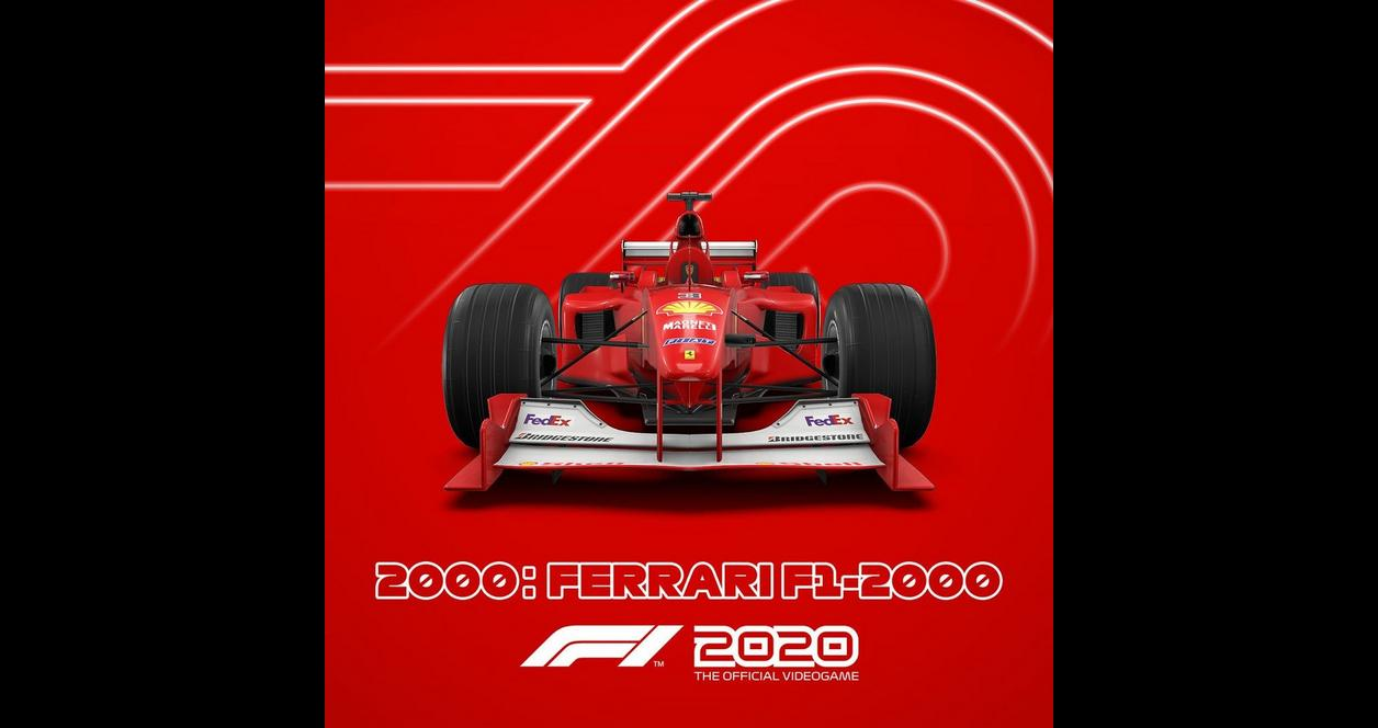 F1 2020 Deluxe Schumacher Edition | PlayStation 4 | GameStop