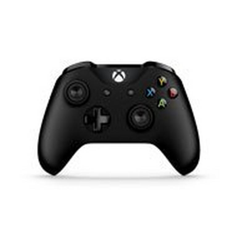 Microsoft Xbox One Black Wireless Controller Without 3.5mm Jack