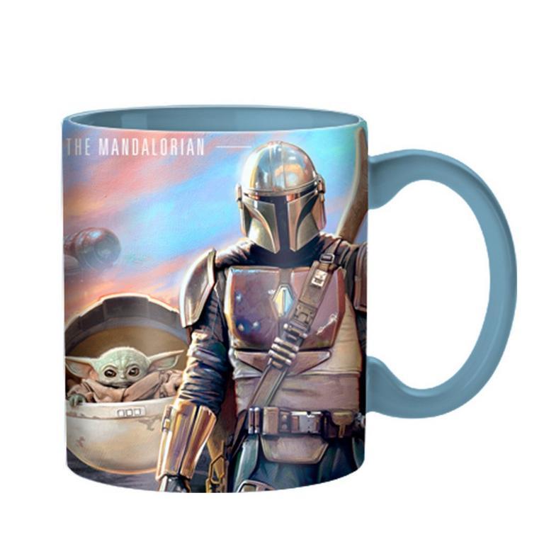 Star Wars: The Mandalorian - The Mandalorian and The Child Mug