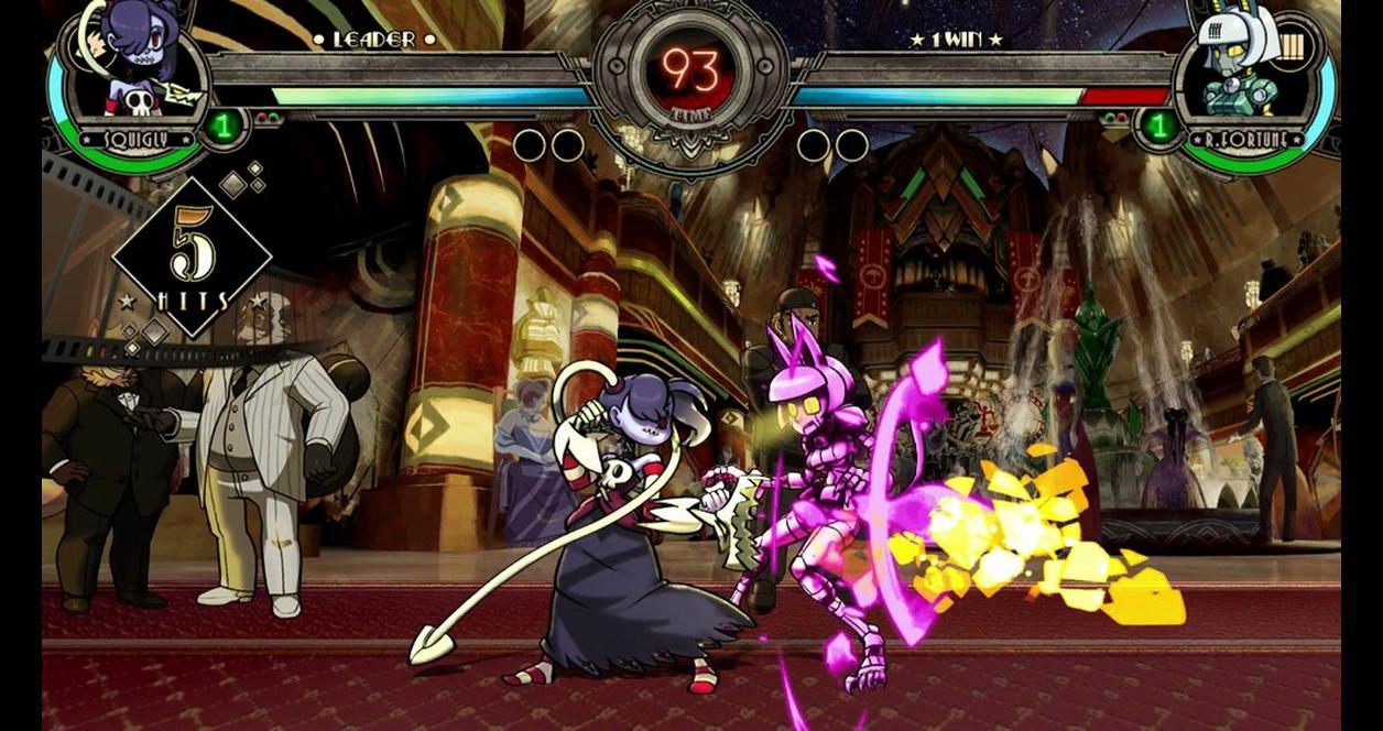 Skullgirls 2nd Encore Only at GameStop