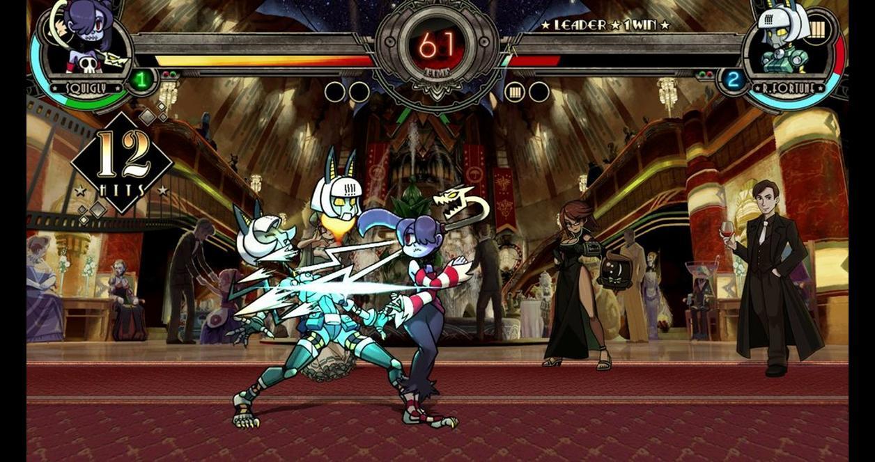 Skullgirls 2nd Encore