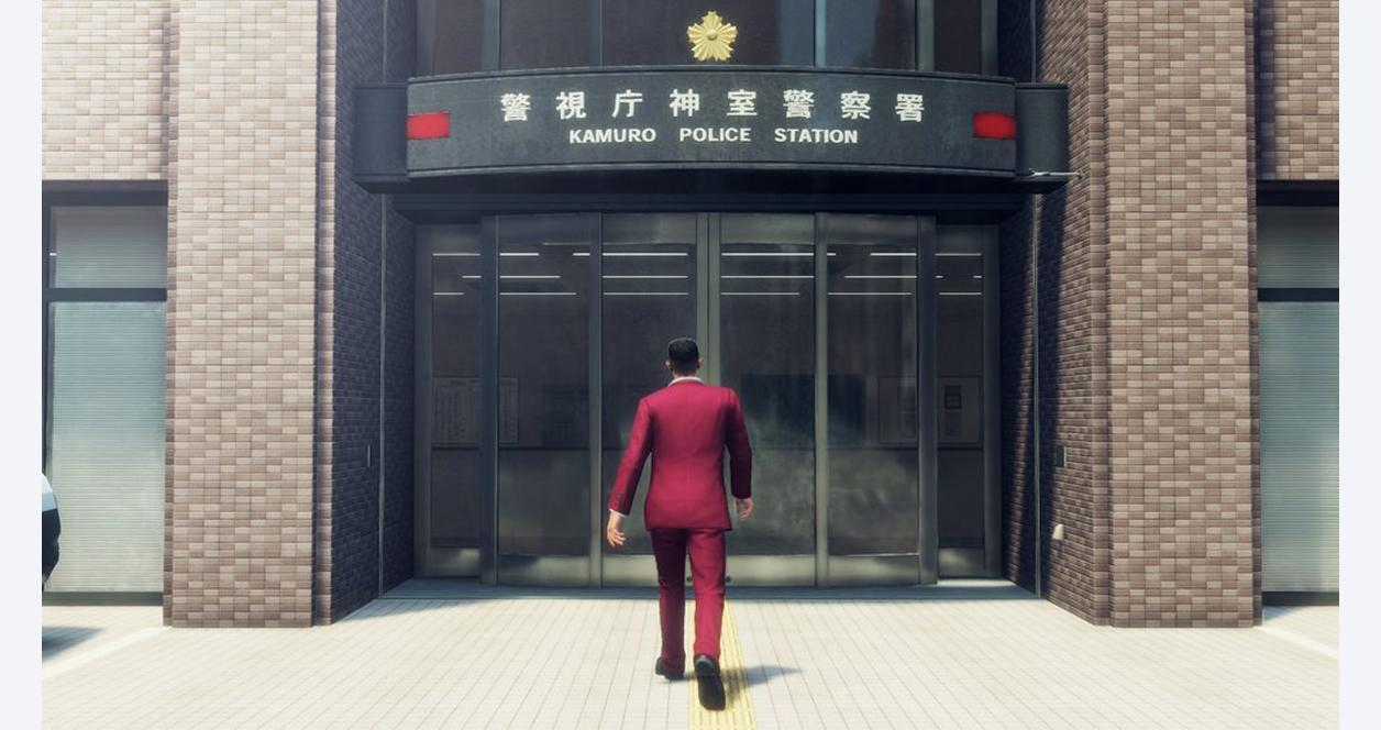 Yakuza: Like a Dragon Day One Edition