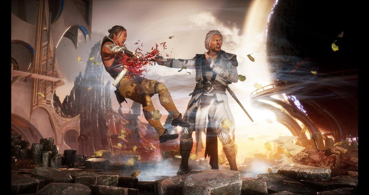 Mortal Kombat 11 Aftermath Kollection Nintendo Switch Gamestop