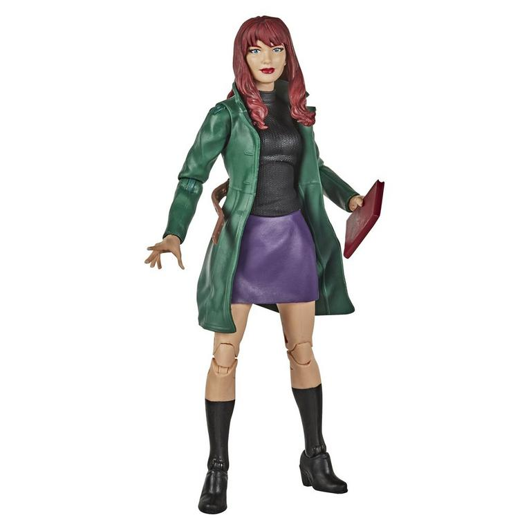Marvel Legends Series Spider-Man Gwen Stacy Retro Collection Action Figure