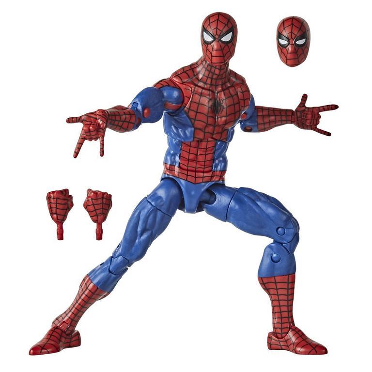 Marvel Legends Series Spider-Man Retro Collection Action Figure