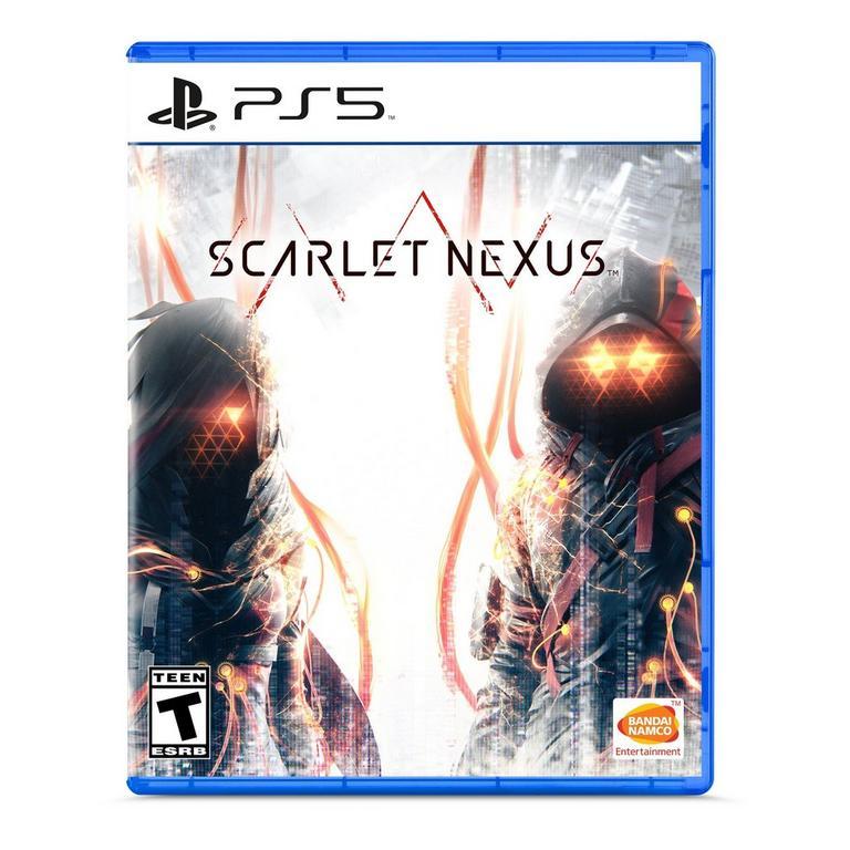 Preorder SCARLET NEXUS PS5 Games Bandai Namco Entertainment America Inc. GameStop