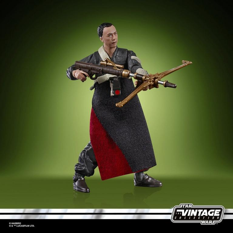 Rogue One: A Star Wars Story Chirrut Imwe The Vintage Collection Action Figure