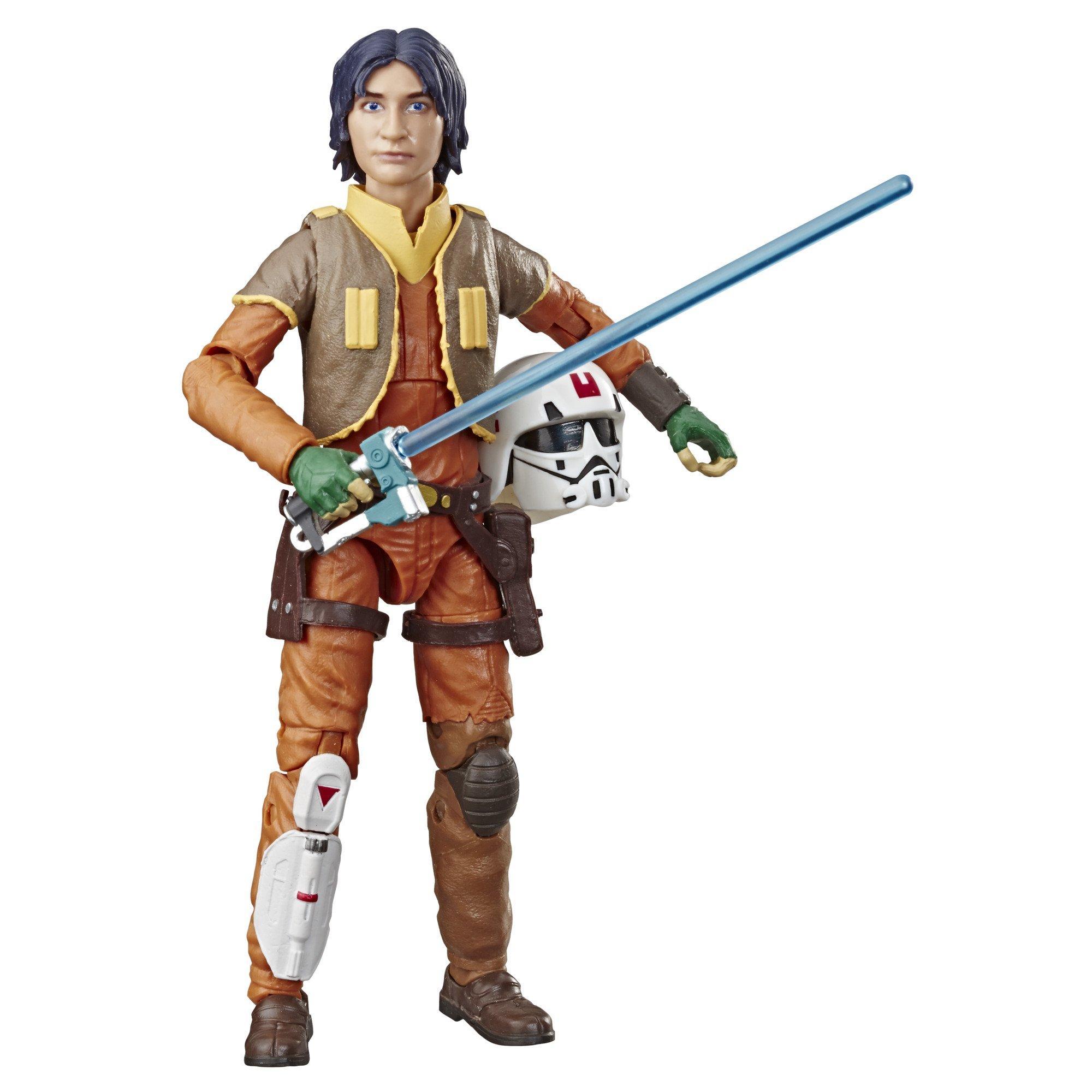Star Wars Rebels Ezra Bridger The Black Series Action Figure