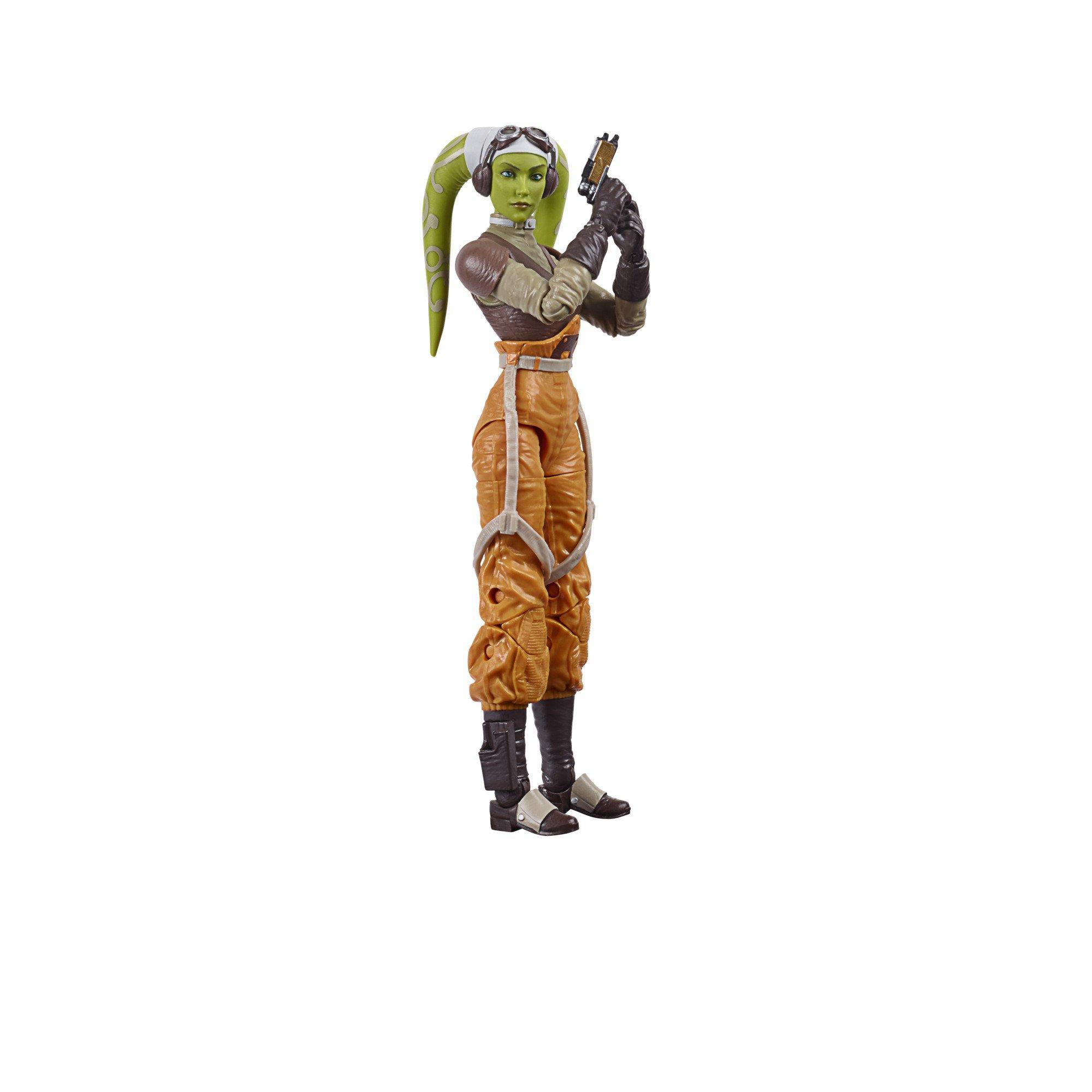 Star Wars Rebels Hera Syndulla The Black Series Action Figure