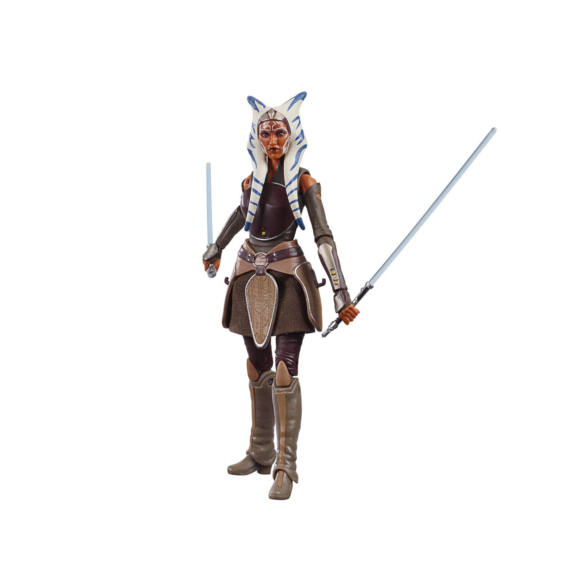 Star Wars Rebels Ahsoka Tano The Black Series Action Figure