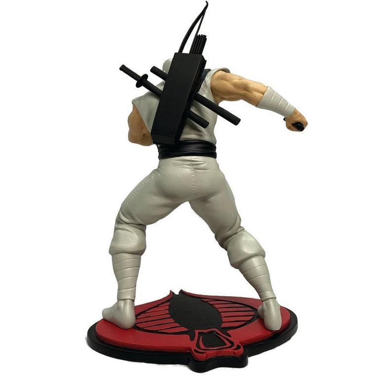 G.I. Joe Storm Shadow Statue