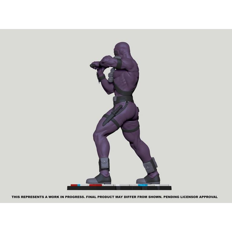 G.I. Joe Snake Eyes Statue