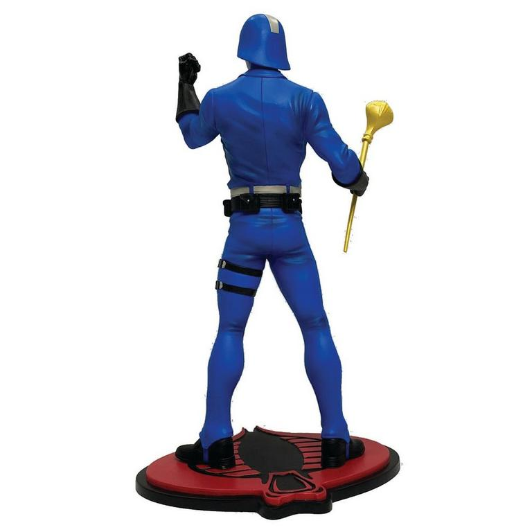 G.I. Joe Cobra Commander Statue