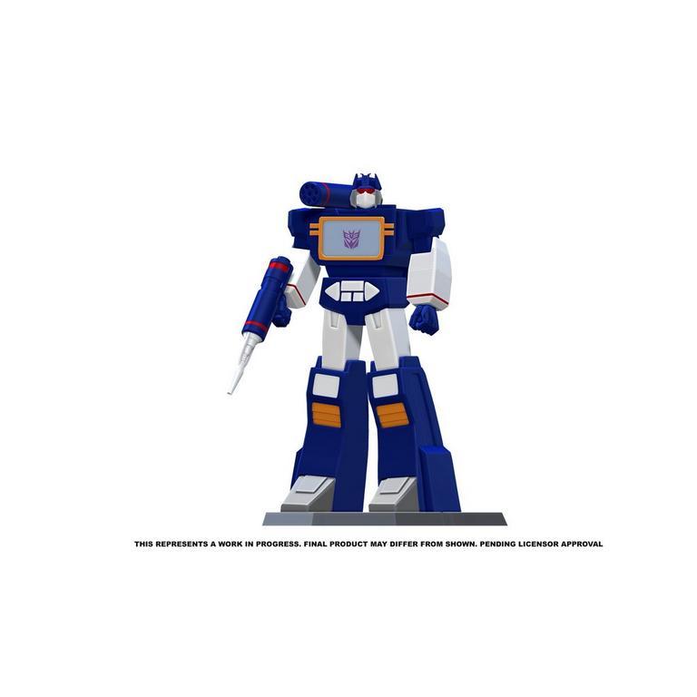 Transformers Soundwave Statue